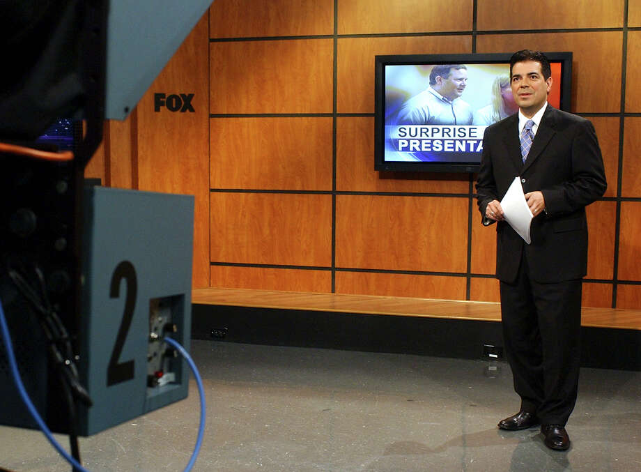 How would Michael Valdes, KABB news anchorman, spend $3,000? Photo: Helen L. Montoya / San Antonio Express-News / SAN ANTONIO EXPRESS-NEWS