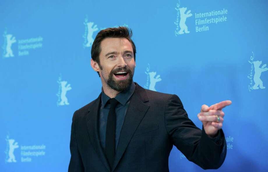 El actor Hugh Jackman llega a la presentacié³n de la pelécula Les Miserables en la 63er edicié³n de la Berlinale, el Festival Internacional de Cine de Berlén, el 9 de febrero de 2013. La policéa informé³ el 14 de abril de 2013 que Kathleen Thurston, de 40 aé±os, fue detenida por acosar al actor australiano cuando estaba en un gimnasio. (Foto AP/Gero Breloer, Archivo) Photo: Gero Breloer, STR -end- / AP