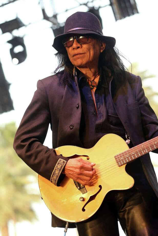 INDIO, CA - APRIL 14:  Rodriguez performs onstage during day 3 of the 2013 Coachella Valley Music & Arts Festival at the Empire Polo Club on April 14, 2013 in Indio, California. Photo: Karl Walter, Getty Images / 2013 Getty Images