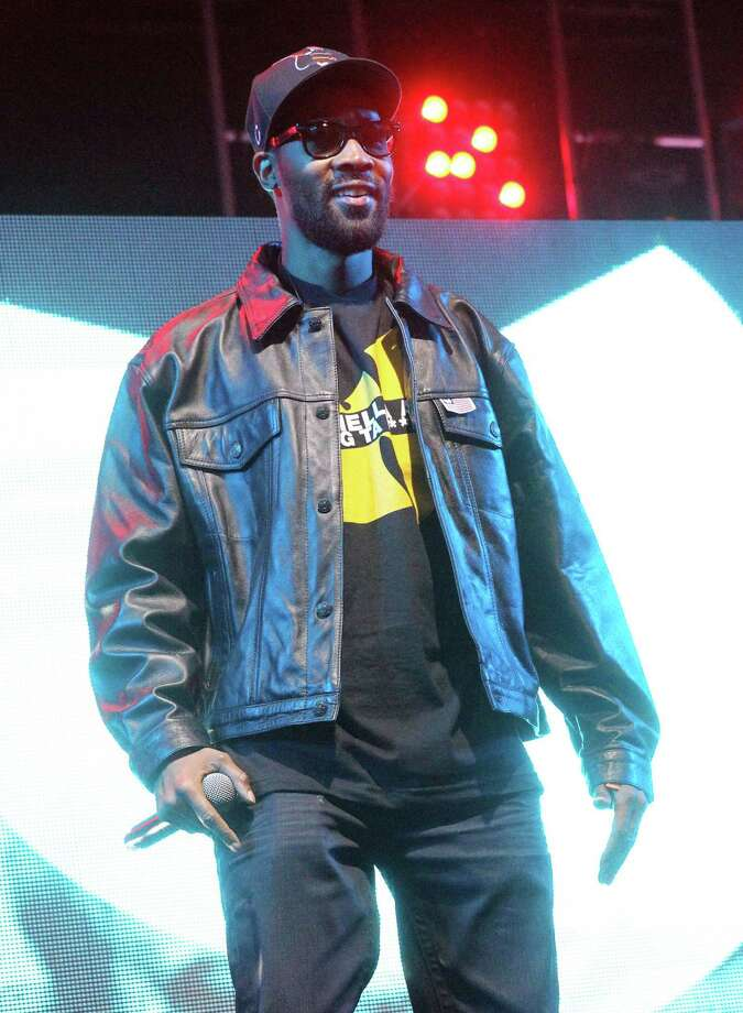 Musician RZA performs onstage during day 3 of the 2013 Coachella Valley Music & Arts Festival at the Empire Polo Club on April 14, 2013 in Indio, California. Photo: Karl Walter, Getty Images / 2013 Getty Images