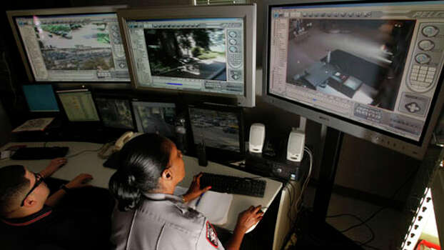 One security expert says a person may be on camera up to 90 percent of the time they are in public. Video cameras can be valuable to law enforcement. 