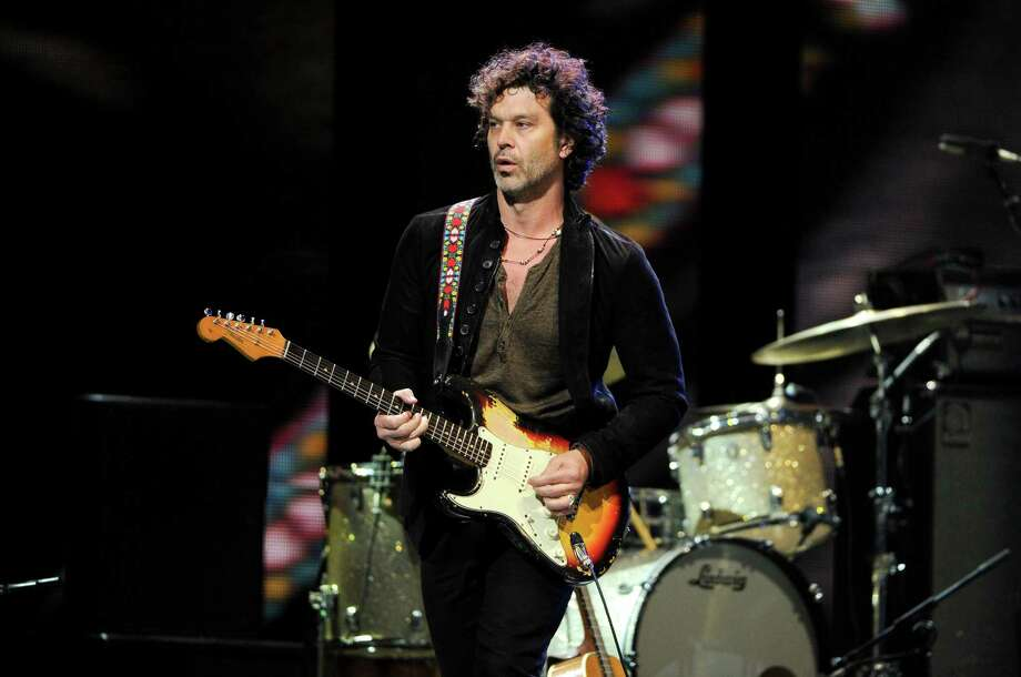 Musician Doyle Bramhall II performs at Eric Clapton's Crossroads Guitar Festival 2013 at Madison Square Garden on Friday April 12, 2013 in New York. (Photo by Evan Agostini/Invision for Hard Rock International/AP Images) Photo: Evan Agostini, Evan Agostini/Invision/AP / Invision
