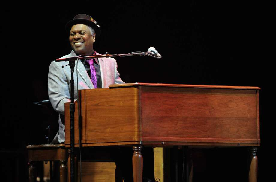 Musician Booker T. Jones performs at Eric Clapton's Crossroads Guitar Festival 2013 at Madison Square Garden on Friday April 12, 2013 in New York. (Photo by Evan Agostini/Invision for Hard Rock International/AP Images) Photo: Evan Agostini, Evan Agostini/Invision/AP / Invision