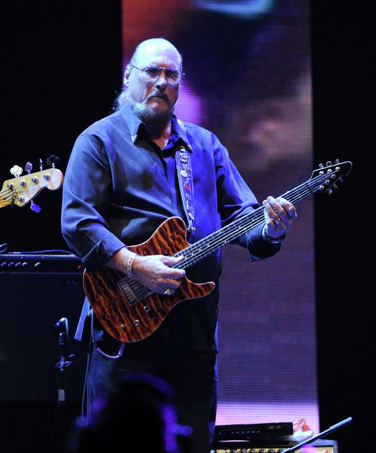 Guitarist Steve Cropper performs at Eric Clapton's Crossroads Guitar Festival 2013 at Madison Square Garden on Friday April 12, 2013 in New York. (Photo by Evan Agostini/Invision for Hard Rock International/AP Images) Photo: Evan Agostini, Evan Agostini/Invision/AP / Invision