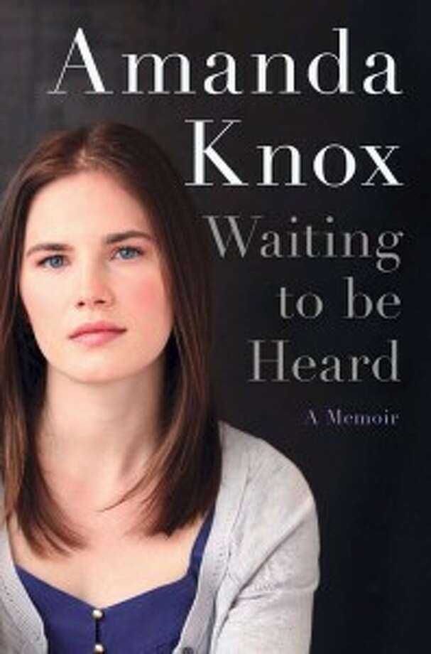 In this book, Amanda Knox writes about her troubled life behind bars.
