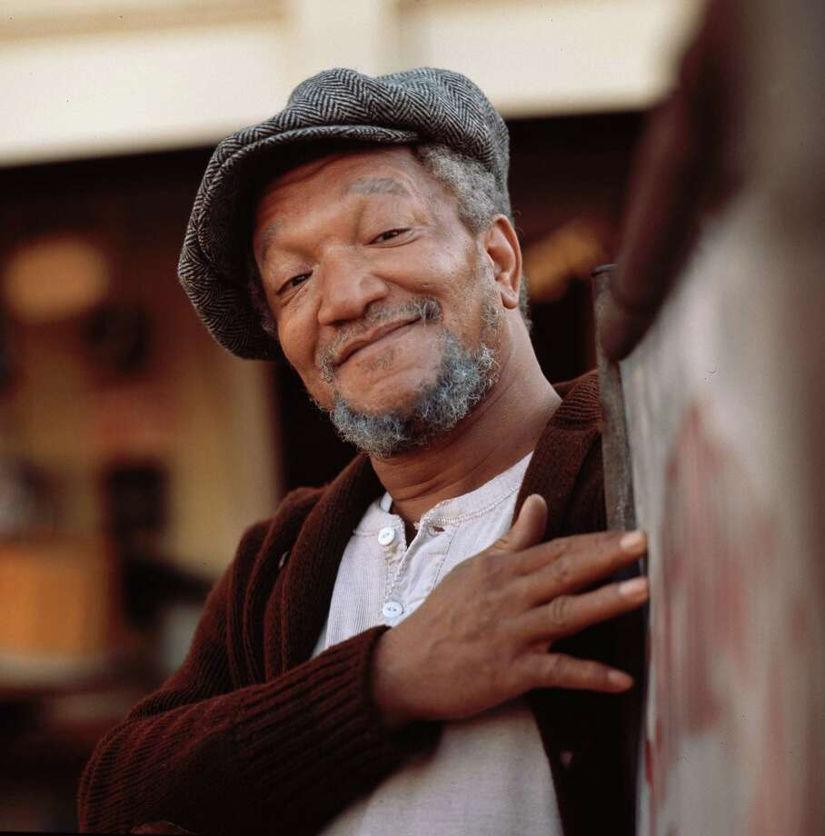 Comedian Redd Foxx saw liens put against his properties and his vehicles seized for owning up to $755,166 in 1986. Photo: NBC, Getty Images / 2012 NBCUniversal, Inc.