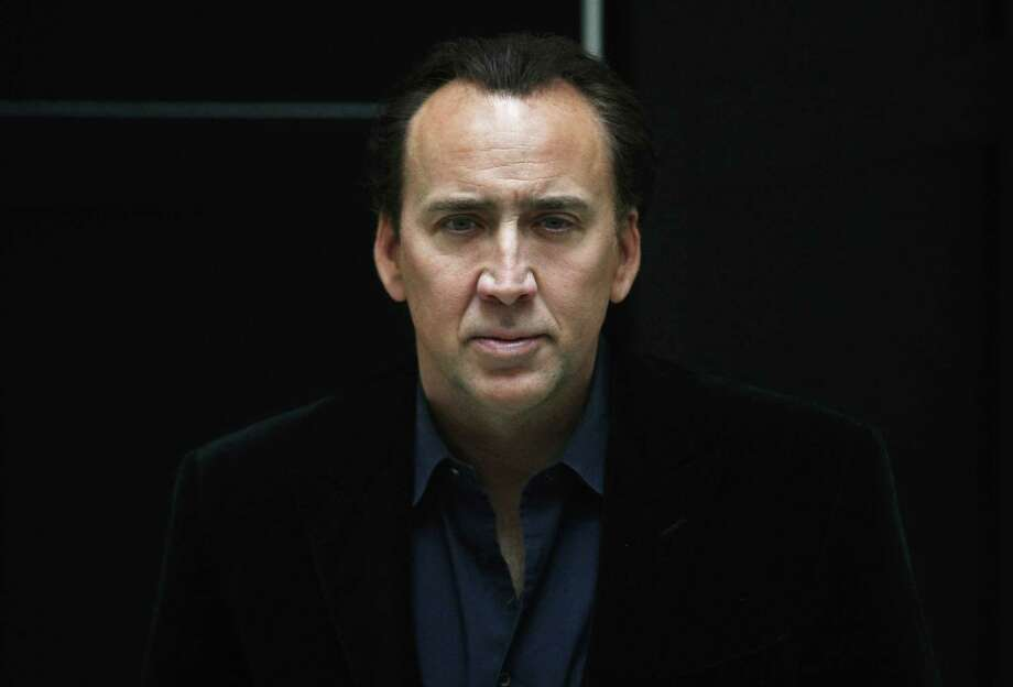 Actor Nicolas Cage found himself in hot water in 2009 when the IRS claimed he failed to pay over $6.2 million in income taxes. Photo: Adam Berry, Getty Images / 2012 Getty Images