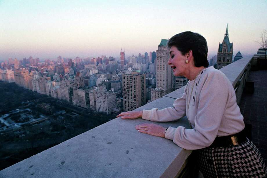 Billionaire Leona Helmsley was sent to the slammer in 1992 for income tax evasion, mail fraud and conspiracy to defraud the U.S. government — among other charges. Photo: Joe McNally, Getty Images / ©Joe McNally/Getty Images