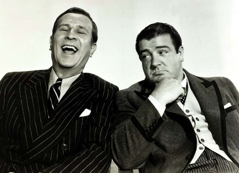 In the 50s, the IRS charged comedy duo Bud Abbott and Lou Costello with back taxes. They ultimately had to sell much of their property and assets. Photo: Popperfoto, Getty Images / Popperfoto
