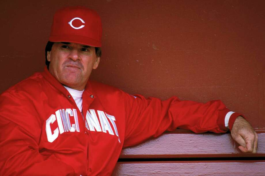 The already-disgraced Pete Rose plead guilty in 1990 to filing false income tax returns related to the sale of autographs and memorabilia. Photo: Otto Greule Jr, Getty Images / 1989 Getty Images