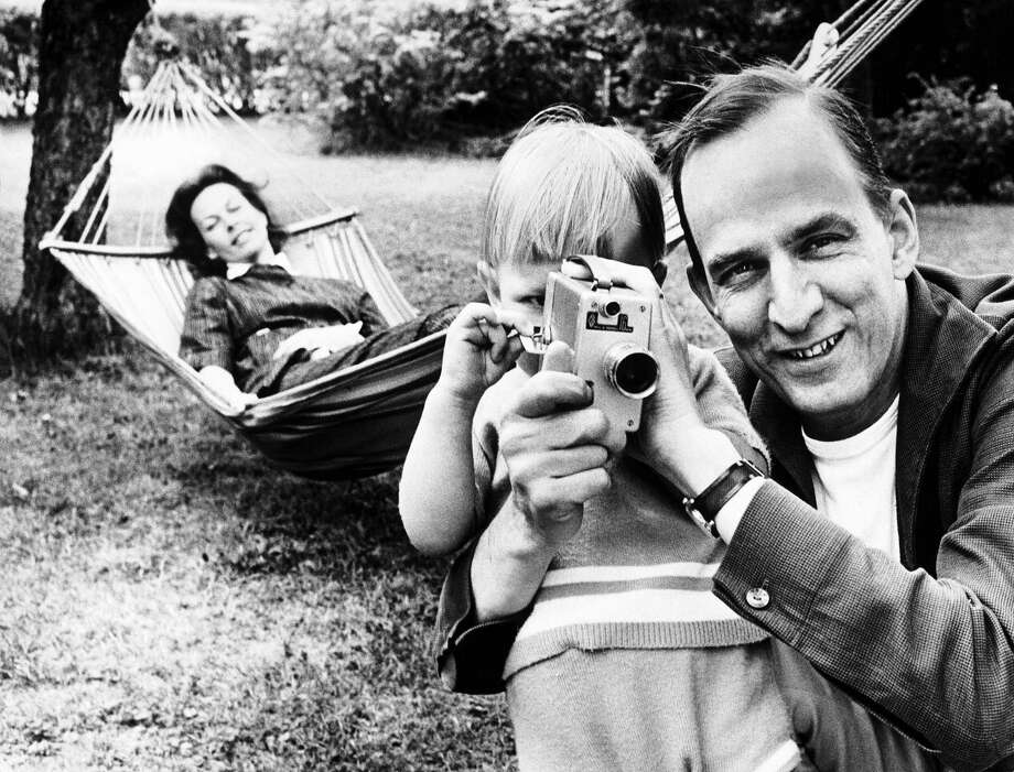 Swedish filmmaker Ingmar Bergman was charged with tax evasion by Swedish police in 1976, which eventually led to a nervous break-down and his hospitalization. Photo: AFP, Getty Images / 2003 AFP