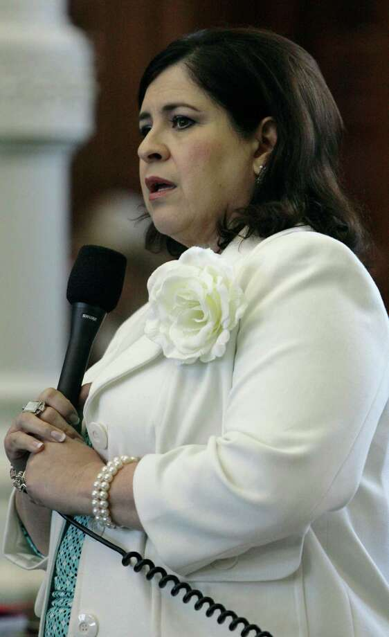 Sen. Leticia Van de Putte, D-San Antonio, has introduced legislation to protect employees from discrimination based on sexual orientation. It deserves approval. Photo: Associated Press / AP