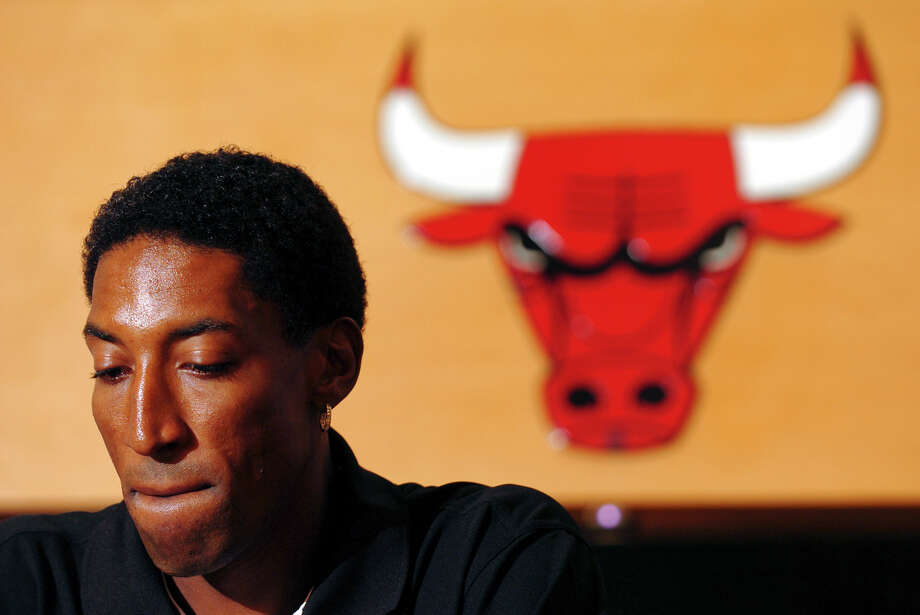 Although he made an estimated $120 million during his playing days, Pippen lost millions in mismanaged money (he sued his former law firm for the mismanaging). He also made the ill-advised purchase of a $4 million Gulfstream jet. Photo: JEFF ROBERSON, AP / AP