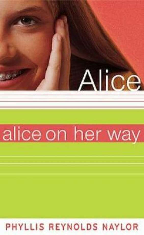 """Alice"" by Phyllis Reynolds Naylor – On the American Library Association's list of frequently challenged books, it ranked No. 6 in 2011, No. 3 in 2006, No. 1 in 2003, No. 2 in 2002, No. 7 in 2001 – Some complained the series included nudity, offensive language and inappropriate religious content."