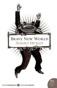 """Brave New World"" by Aldous Huxley – On the American Library Association's list of frequently challenged books, it ranked No. 7 in 2011 and No. 3 in 2010 – Some complained the book included nudity, sexually explicit content, racist themes and inappropriate religious content."