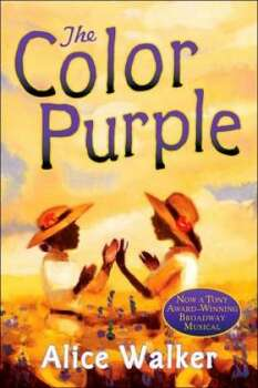 """The Color Purple"" by Alice Walker – On the American Library Association's list of frequently challenged books, it ranked No. 9 in 2009 and No. 6 in 2007 – Some complain the book contains offensive language and sexually explicit content."