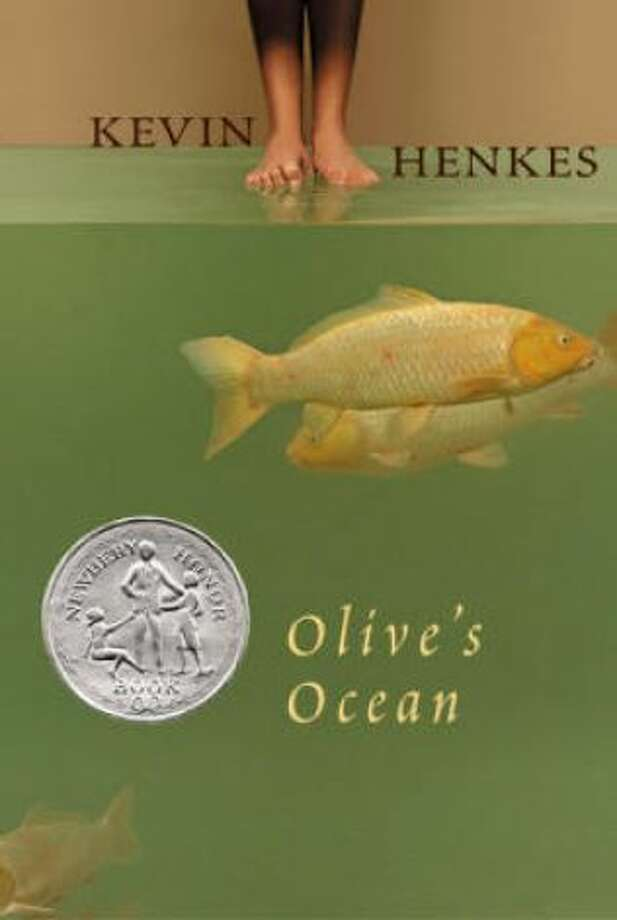 """Olive's Ocean"" by Kevin Henkes – On the American Library Association's list of frequently challenged books, it ranked No. 3 in 2007 – Some complained the book contains sexually explicit content and offensive language."