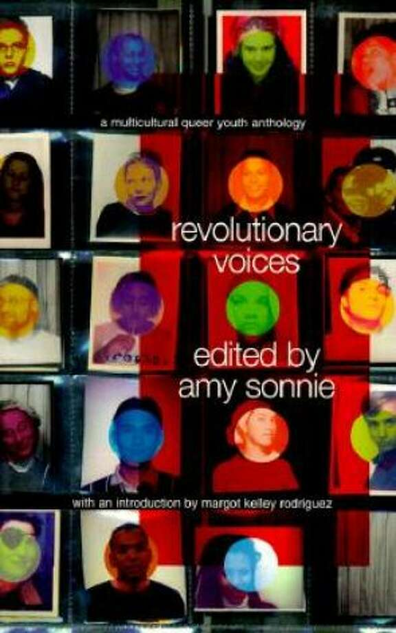 """Revolutionary Voices"" edited by Amy Sonnie – On the American Library Association's list of frequently challenged books, it ranked No. 9 in 2010 – Some complain this collection is sexually explicit and refers to homosexuality."
