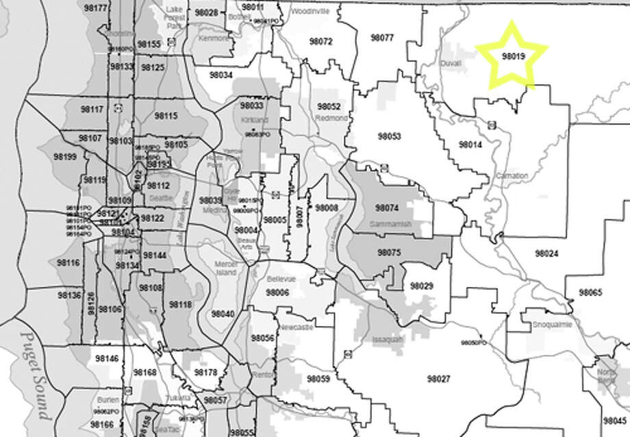 8. 98019: In this Duvall-area ZIP code, 1.7 percent of children live in poverty. Photo: /