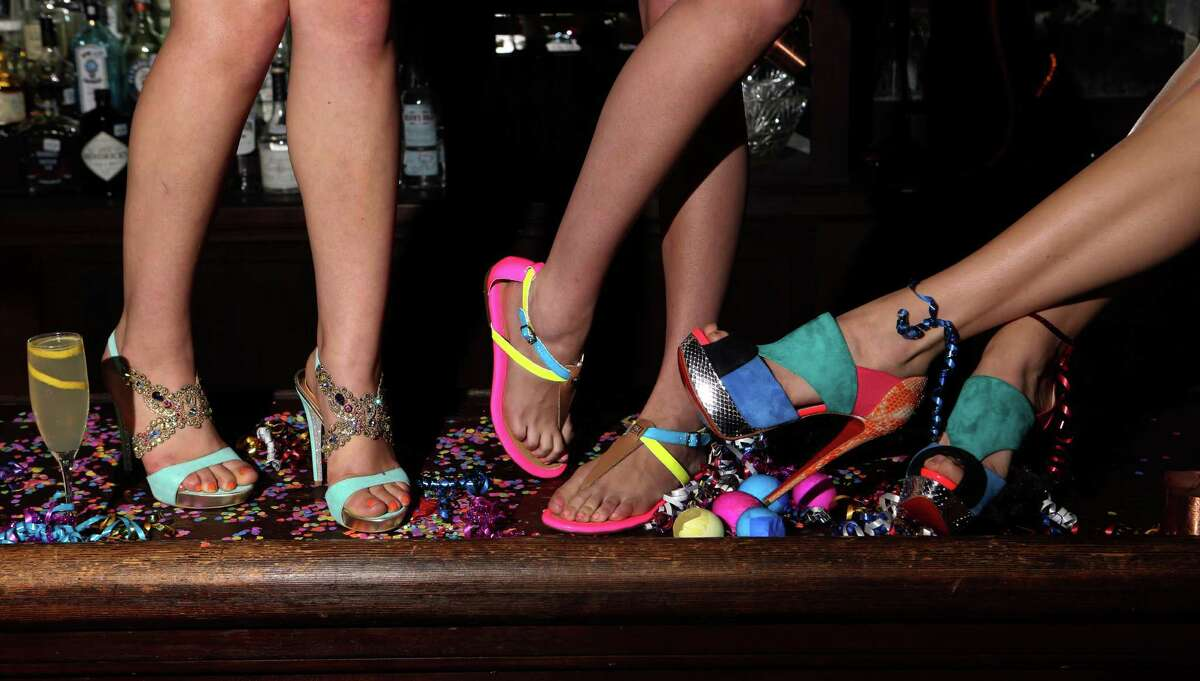 They can be your best accessory. As Marilyn Monroe once said: