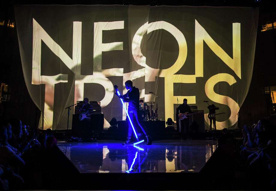Neon Trees  Photo: Christopher Polk, Getty Images / 2013 Getty Images