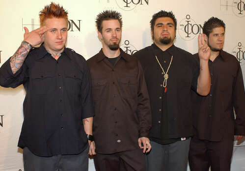 Jan. 30, 2015Seether and Papa Roach (pictured): The alternative groups will rock out at Bayou Music Center. Photo: LUCY NICHOLSON, AP / AP