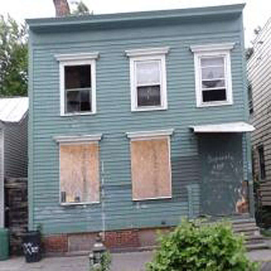 Property classified as vacant in the City of Albany?s Division of Buildings and Regulatory Compliance Vacant Building Report Sep. 14, 2012. (City of Albany)