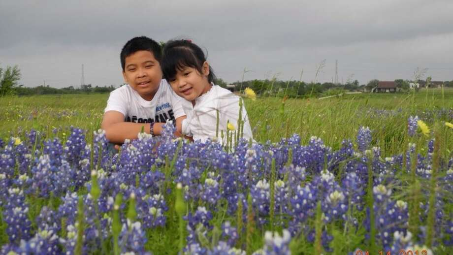 A bluebonnet adventure. Photo: Reader Submission