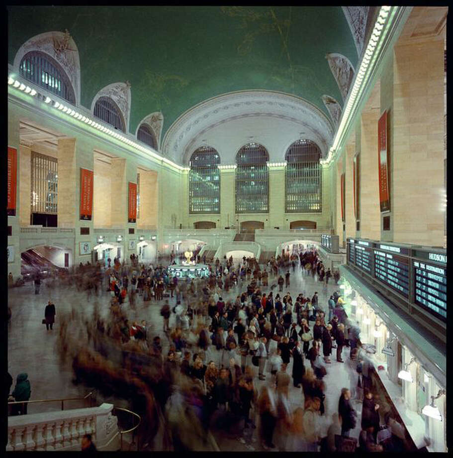 The 100th anniversary of Grand Central Terminal is being marked with a number of special events during 2013, including daily walking tours co-sponsored by Metro North and the Municipal Art Society. Photo: Contributed Photo