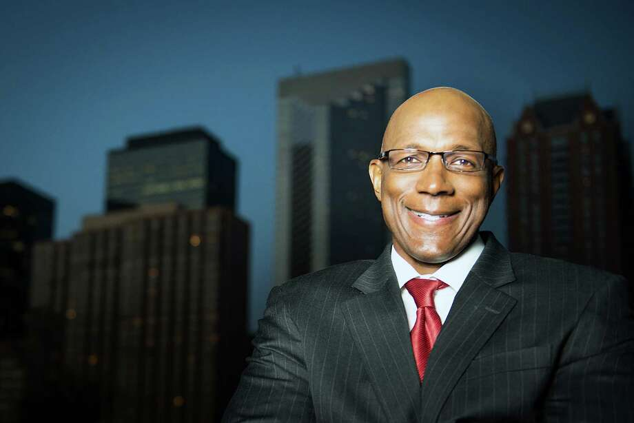 Basketball icon Clyde Drexler wasn't born in Houston. Photo: Smiley N. Pool, Staff / © 2013  Houston Chronicle