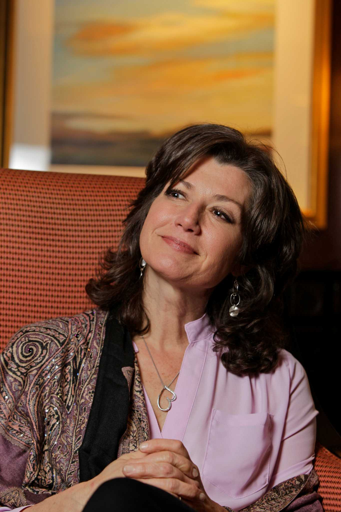 Singer Amy Grant Dispenses Advice Charm Houston Chronicle