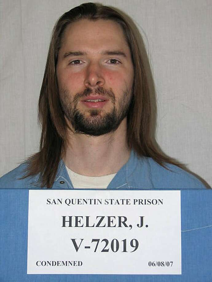 Justin Helzer was convicted of killing five people. Photo: Associated Press
