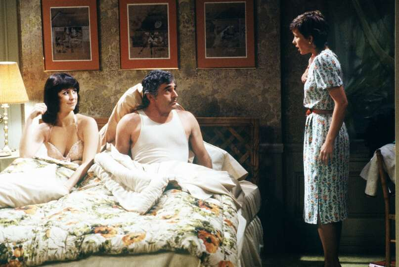jennifer salt diana canova and donnelly rhodes in bed