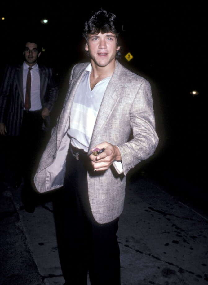 Jimmy Baio in 1986. Photo: Ron Galella, Ltd., WireImage / 1986 Ron Galella, Ltd.