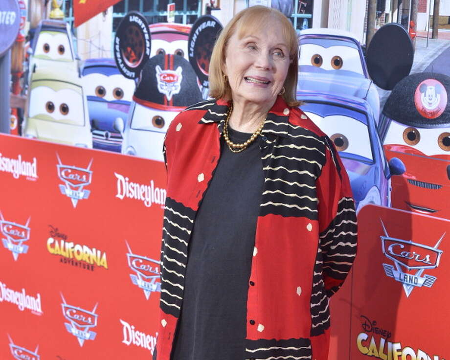 Katherine Helmond in 2012. Photo: Handout, Getty Images / 2012 Disney Enterprises, Inc.