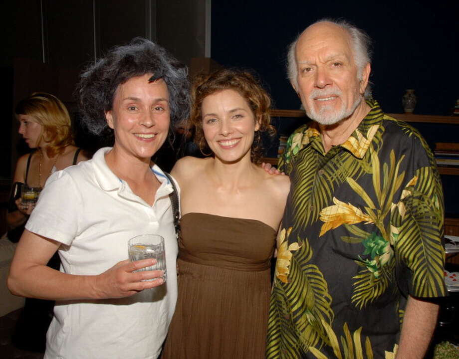Diane Venora, Mili Avital and Robert Mandan in 2006. Photo: Mark Sullivan, WireImage / WireImage