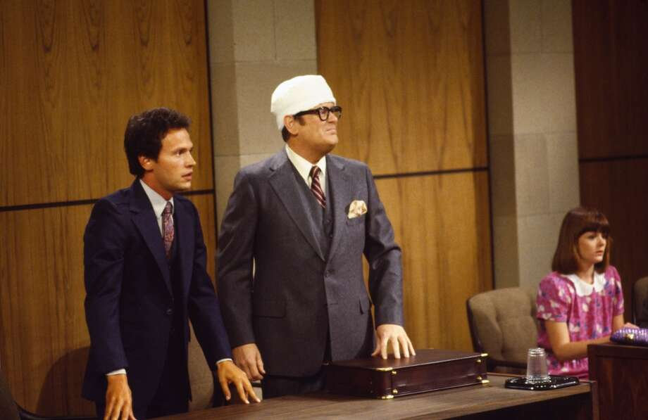 Episode 70 - Season Four - 11/12/80 Jodie (Billy Crystal) was awarded custody of Wendy. Eugene Roche (attorney E. Ronald Mallu) and Jennifer Salt (Eunice) also starred.