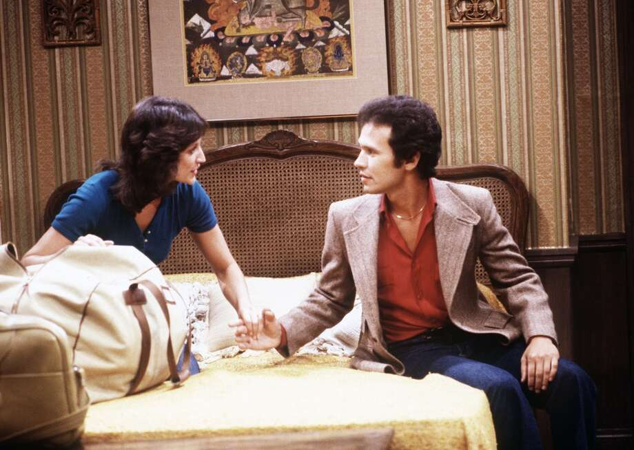 Episode 51 - Season Three - 10/4/79 Alice (Randee Heller) moved out, leaving Jodie (Billy Crystal) alone with Wendy. (AMERICAN BROADCASTING COMPANIES, INC.)