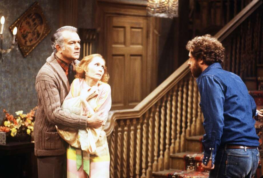 Episode 46 - Season Two - 3/8/79 Tim (Sal Viscuso) returns home to take on the Devil. Robert Mandan (Chester) and Katherine Helmond (Jessica) also star. (AMERICAN BROADCASTING COMPANIES, INC.)