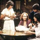 Episode 27 - Season Two - 9/21/78 One by one, the Tates disappear in the basement. Robert Guillaume (Benson), Jennifer Salt (Eunice), Katherine Helmond (Jessica), Jimmy Baio (Billy) and Diane Canova (Corrine) starred. (ABC/JIM BRITT)
