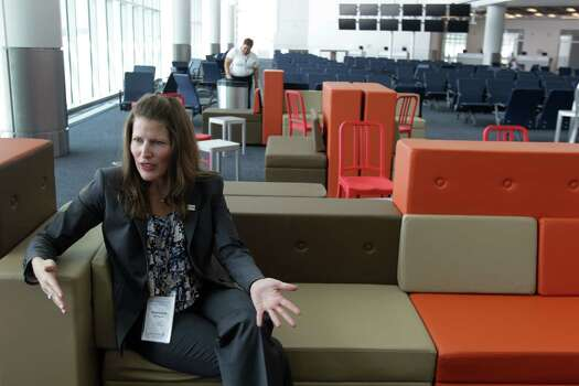 houston 39 s george bush intercontinental named best airport in the country houston chronicle. Black Bedroom Furniture Sets. Home Design Ideas