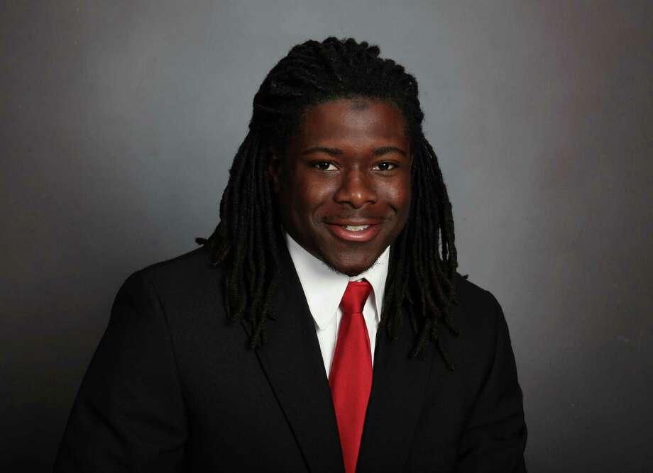 Eddie Lacy University of Alabama football  2012 school photo Photo: NA, Student Photographer