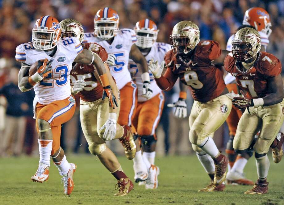 Best of the restMike Gillislee, 5-11, 209, Florida