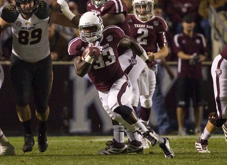 Best of the restChristine Michael, 5-10, 220, Texas A&M