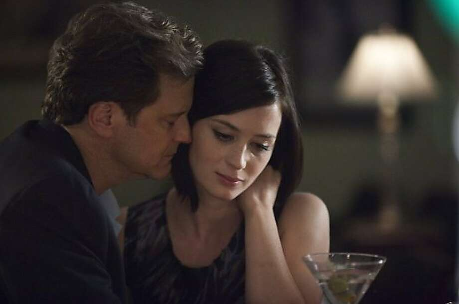 "An extended trailer of Colin Firth and Emily Blunt in ""Arthur Newman"" is on BitTorrent. Photo: Cinedigm"