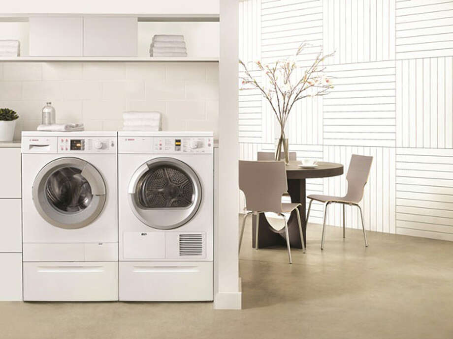 Update Old AppliancesYou probably don't think about buying new appliances until yours are on the fritz. Depending on their age, however, updating them now could save you hundreds of dollars.   Energy Star says replacing a washing machine that's more than 10 years old with a new one can save you $135 per year in electricity.On top of that, high-efficiency washers also conserve water. Traditional top-loading models use between 27 and 54 gallons of water per load, while new energy- and water-conserving front-load washers use less than 27 gallons per load. Replacing a dryer made before 1994 with an Energy Star model can save you $40 annually while also saving 1300 gallons of water over its lifetime. Updating a refrigerator made before 1996 with an Energy Star unit can save hundreds of dollars on electricity over the life of the appliance.Source: Popular Mechanics Photo: Popular Mechanics