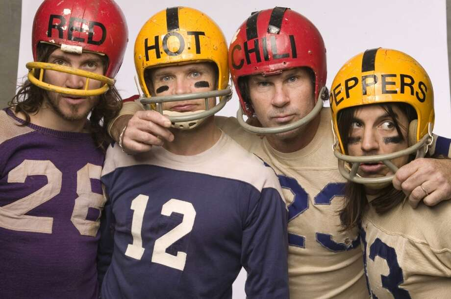 Confirmed for Outside Lands 2013: Red Hot Chili Peppers