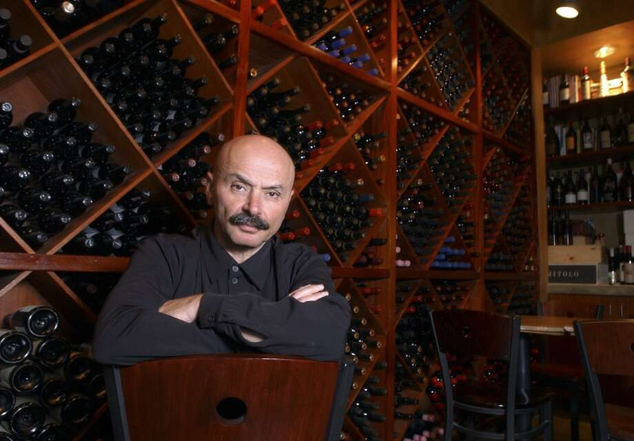 Joseph Cosniac, owner of Zuni Grill and co-founder of Paesanos