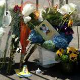 A tube of Bengay, a pain relief medecine, lays nears flowers at a memorial site at Boylston and Arlington streets along the course of the Boston Marathon on April 16, 2013, a few blocks from where two explosions struck near the finish line of the Boston Marathon on April 15. The explosives used in the Boston Marathon bombings were likely homemade devices full of nails and metal fragments designed to cause widespread injury, according to initial reports. A day after an attack that left three dead and more than 170 wounded, the FBI and Boston police declined to reveal details of their probe, or whether they suspected the assault was linked to foreign or domestic extremists.