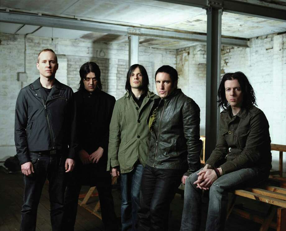 Nine Inch Nails. Photo: Courtesy Photo